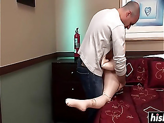 Sabrine maui receives a worthwhile hard cock