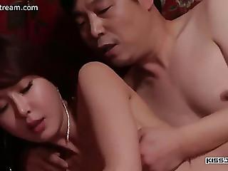 Javstream.com korean wife cheating in ktv room