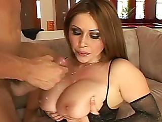 Huge boobs on Oriental mother i'd like to fuck Kianna Dior