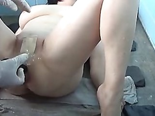 Japan thrall enema prolapse