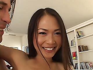 Oriental threesome