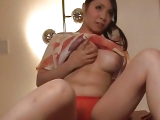 Large milk sacks,threatening Miho Tsujii,menacing drilled with toys and jizzed on face