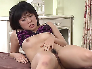 Kyoka mizusawa squirts multiple times during the time that getting drilled
