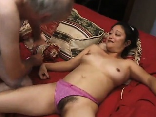 Hardcore involving Asian young clasp