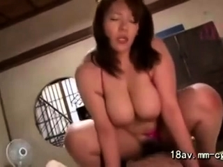 Big boobs milf cheating triple sex