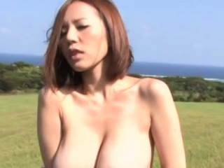 Insightful japanese floozy Ruri Saijoh's poon tang is drilled