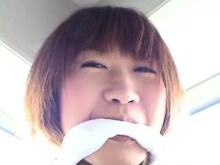 Mammoth Yuzuki Hatano gets banged substantially