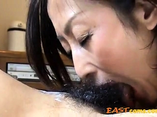 She like cum more mouth 16