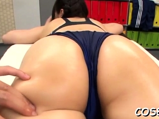Luxurious exotic Ran Usagi cannot get enough be useful to sex