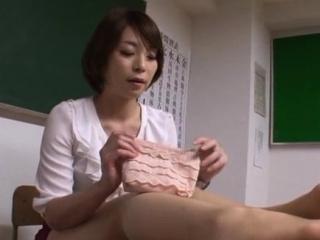 Ravishing Tamaki Nakaoka is fucked for hours