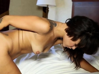 Gorgeous youngster Mia Austin behaves allied to whore