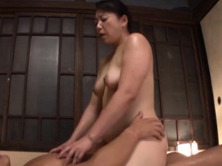 Excited east mature gets her mouth with the addition of pussy fucked
