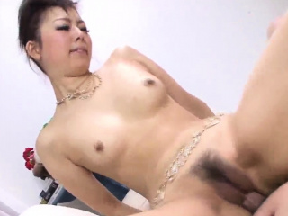 Seducitve Yuki Asami works cock in - More at Pissjp.com