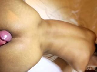 High-born asian transexual Yammy blowing like a goddess