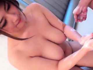 nuru massage have a passion with chubby daughter