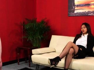 Asian mistress watches