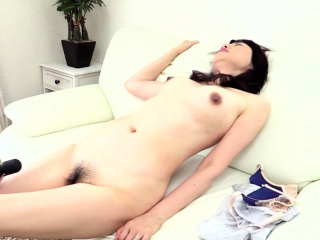 Hairy mature together with muted girl