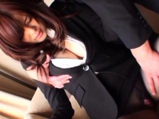 Evil-smelling exotic lady Ramu Hoshino fucked properly