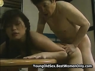 Japanese Asian Unreserved Sexual Love Be proper of Stepdad